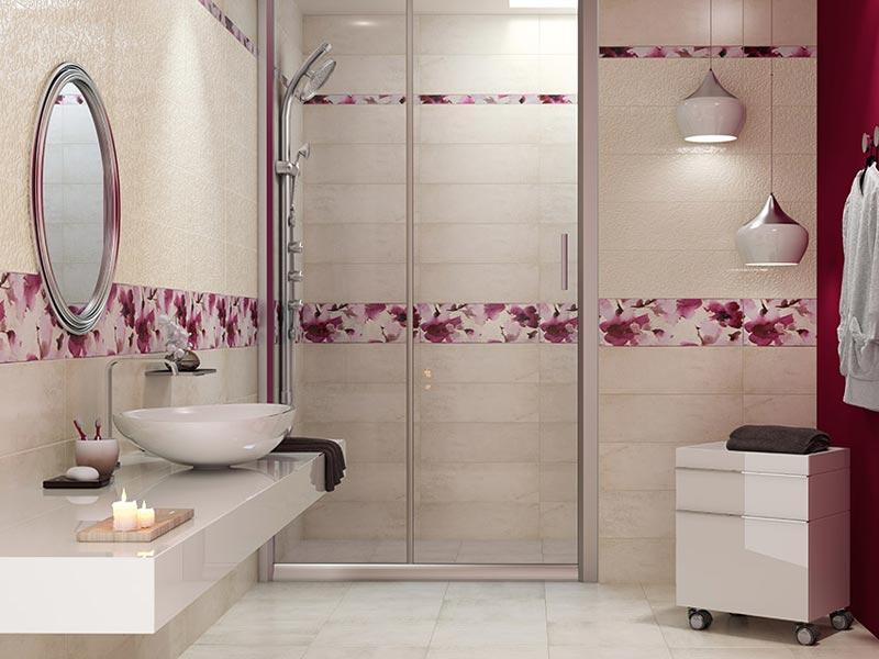 Коллекция Salva/Salvo. Фабрика PARADYZ. Керамическая плитка для ванной Польша.