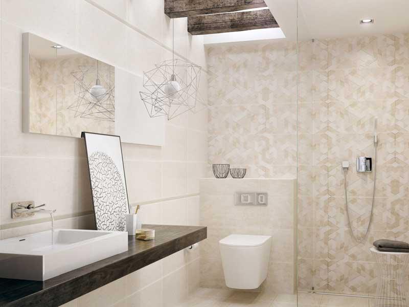Коллекция Emilly/Milio. Фабрика PARADYZ. Керамическая плитка для ванной Польша