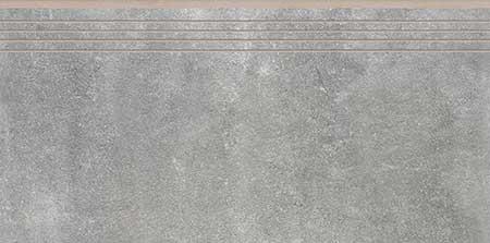 ступень неглазурованный Montego grafit 79.7*39.7. Коллекция Montego