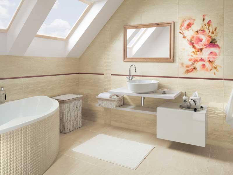Коллекция Coraline/Coral. Фабрика PARADYZ. Керамическая плитка для ванной Польша