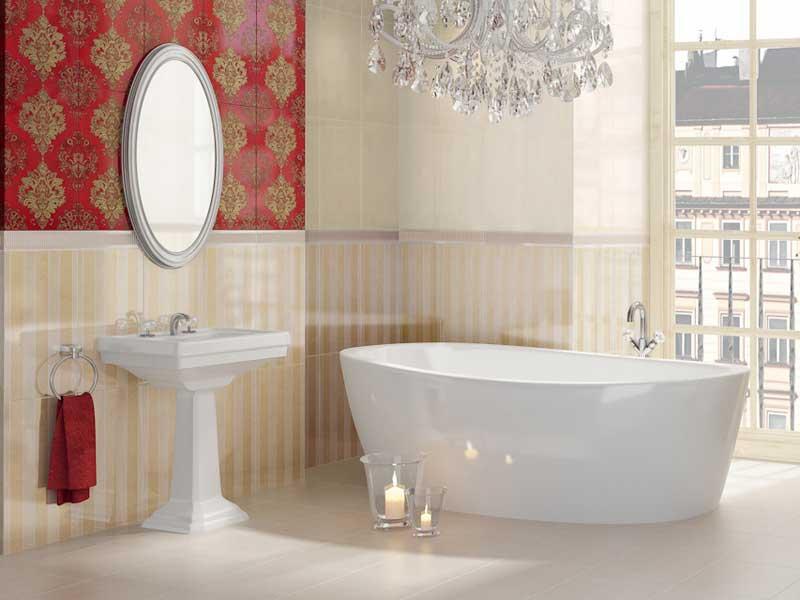 Коллекция Inspiration/Inspirio. Фабрика PARADYZ. Керамическая плитка для ванной Польша