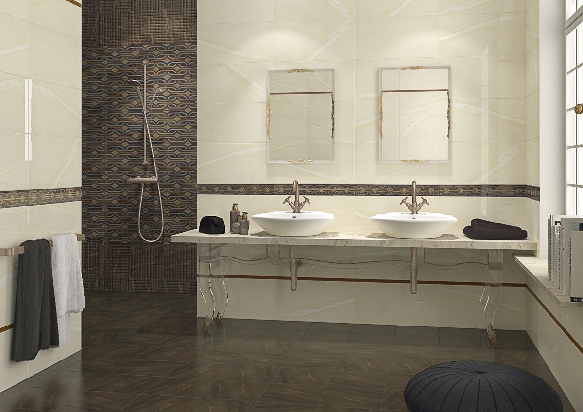 Коллекция Busani. Фабрика PARADYZ. Керамическая плитка для ванной Польша.