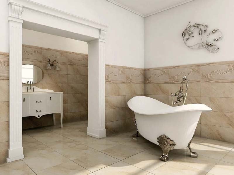 Коллекция Sonora. Фабрика CERAMIKA COLOR. Керамическая плитка для ванной Польша