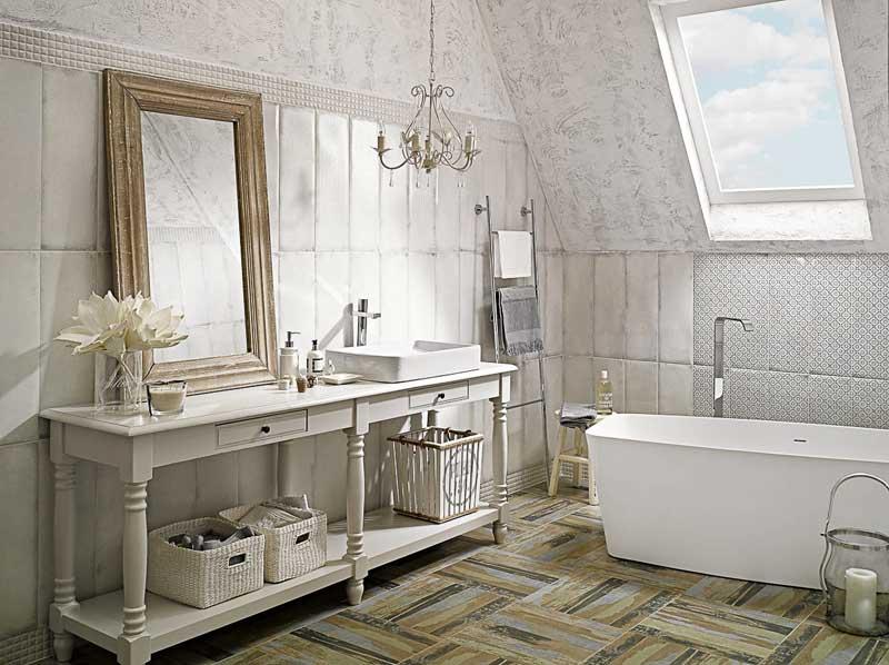 Коллекция Anticio/Arke. Фабрика PARADYZ. Керамическая плитка для ванной Польша