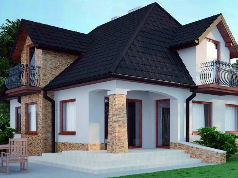 Коллекция Canella. Фабрика CERRAD. Клинкерная плитка фасадная Польша.