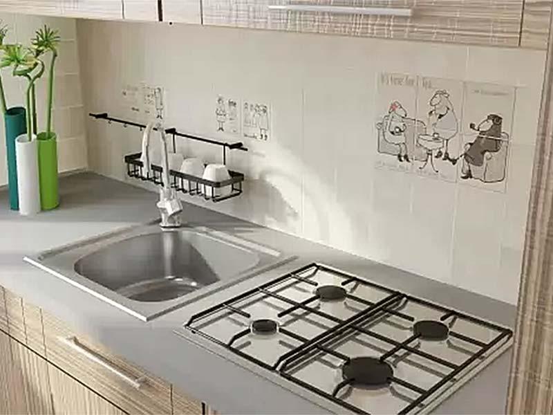 Коллекция Malaga/Mallorca. Фабрика PARADYZ. Керамическая плитка для кухни Польша