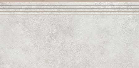 ступень неглазурованный Montego gris 79.7*39.7. Коллекция Montego