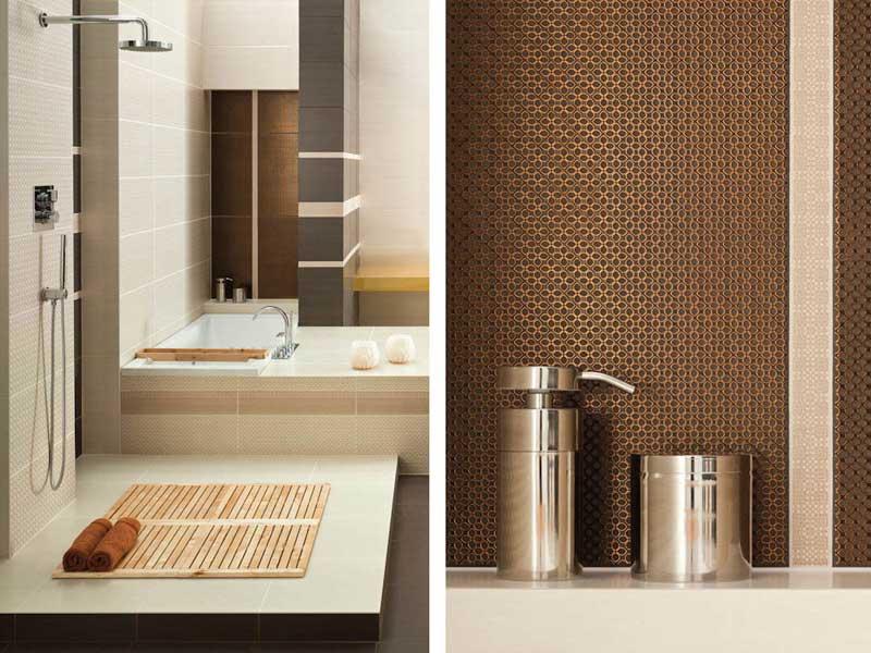 Коллекция Meisha/Garam. Фабрика PARADYZ. Керамическая плитка для ванной Польша