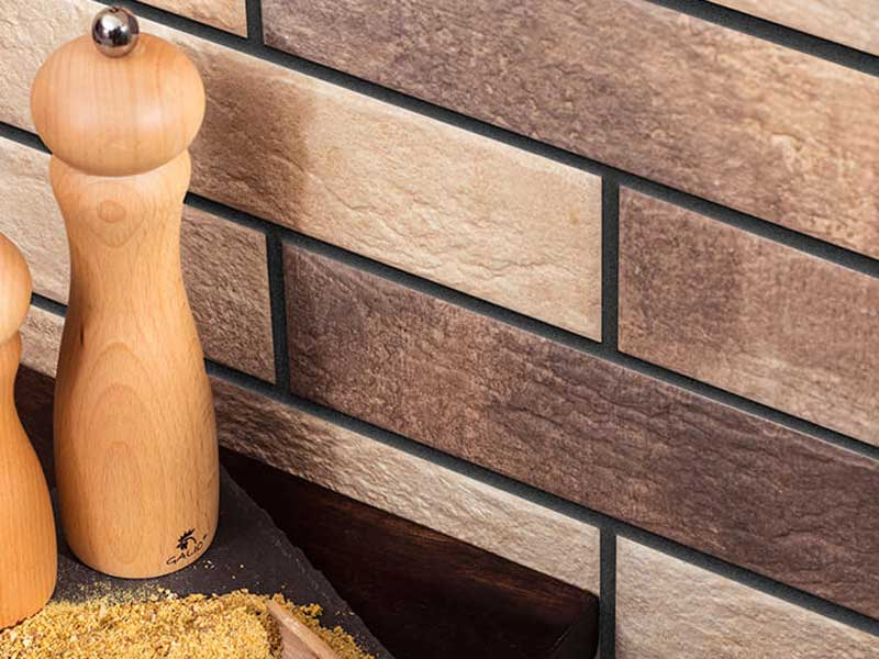 Коллекция Loft Brick. Фабрика CERRAD. Клинкерная плитка фасадная Польша.
