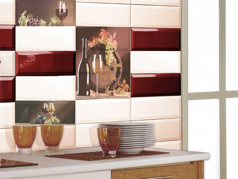 Коллекция Monocolor. Фабрика ABSOLUT KERAMIKA. Керамическая плитка для кухни Испания